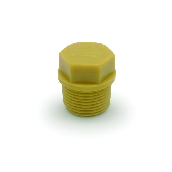PP-R 环保/外螺纹堵头