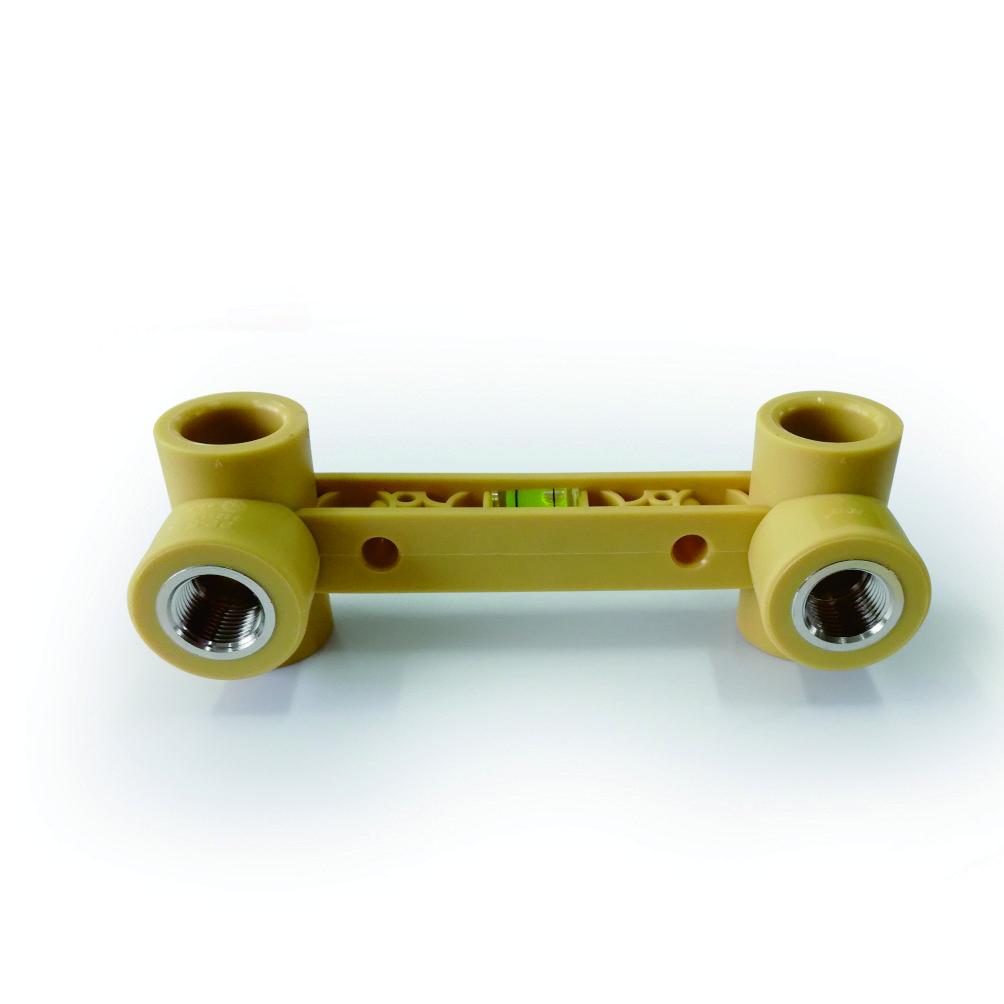 PP-R 环保/双联内螺纹三通
